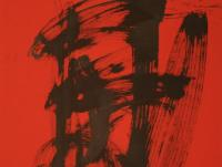 Without Title (1958)   Ink on Paper   65 x 50 cm