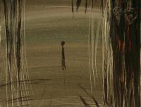 Alone VI. (1994) | Acryl on Canvas | 60 x 50 cm