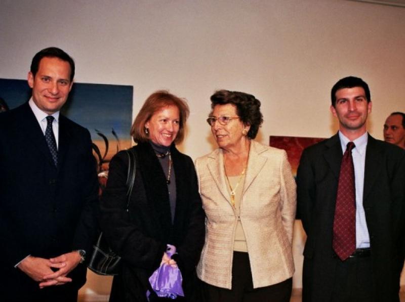 M. Rendi - Daniela Horsky - R. Steindling - A. Benkoe