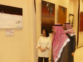 Suad Abdullah Al-Ateeqi and  Abdul-Aziz Soud Al-Babtain