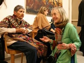 Susan Katzmann adores Soshana