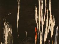 N.Y. by Night (1964) | Oil on Canvas | 116 x 73 cm