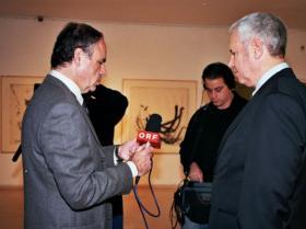 Dr. Ben Segenreich, ORF Correspondent - Amos Schueller