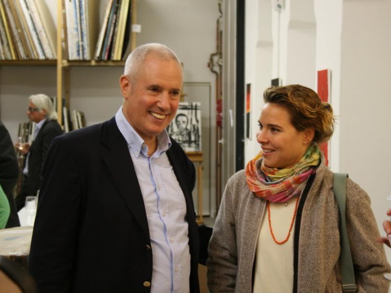 Amos Schueller & Julia Heuberger