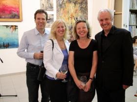 Andreas, Dr. Elisabeth Olivares-Diaz, Prof. Martina Pippal, Amos Schueller