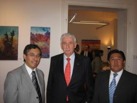 Mexican Cultural Institute 2008 - 09